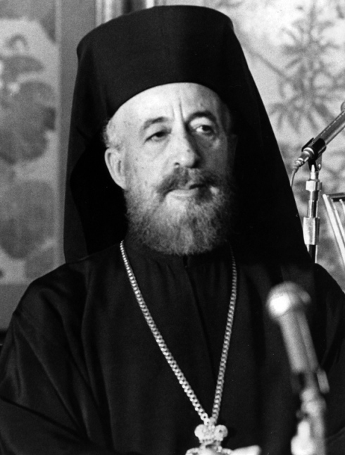 Archbishop Makarios III of Cyprus 03