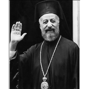 Archbishop Makarios III of Cyprus 04