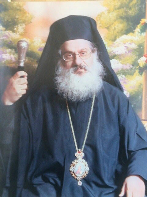 Metropolitan of Antinoes - Panteleimon