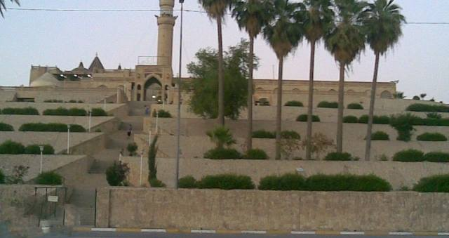Younis Mosque (Previously Assyrian Church) of Prophet Jonah