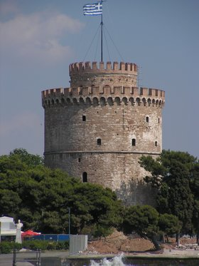 WHITE TOWER - Thessalonica