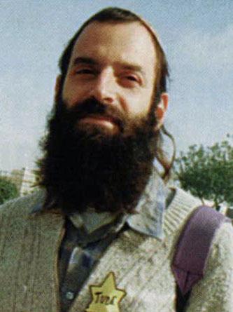 Baruch Goldstein - Hater of Gentiles