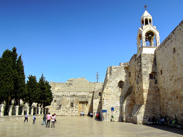 Church of Nativity in Bethlehem