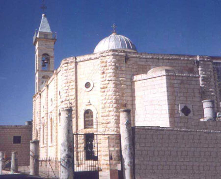 St George church - Taybeh