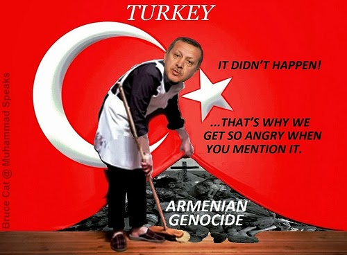Erdogan and the Armenian Genocide