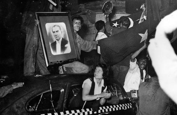 Septemvriana 1955 pogrom31