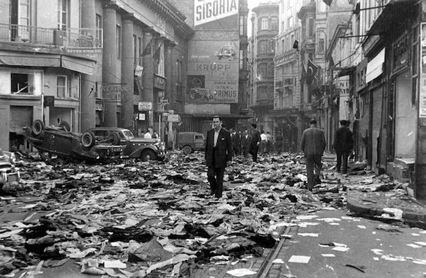 Septemvriana 1955 pogrom67