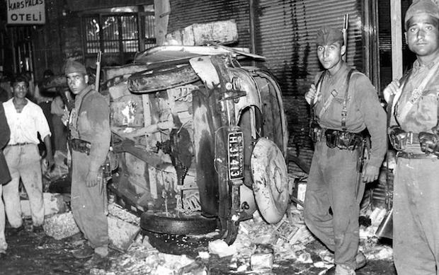 Septemvriana 1955 pogrom69