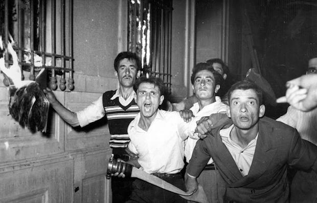 Septemvriana 1955 pogrom70