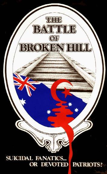 Questions over Battle of Broken Hill
