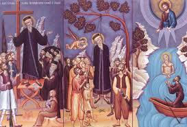 St Cosmas Aetolian