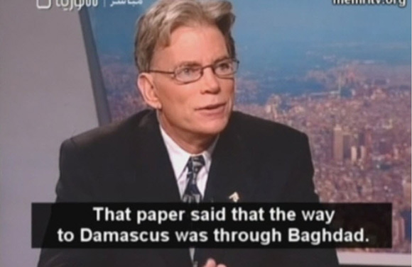 David Duke on Syrian tv